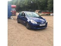 Renault Clio Dci 140 6 speed reg as 68bhp