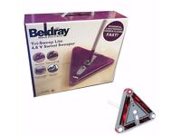 Vacuum Cleaner Rechargeable Beldray Tri-Sweep Lite