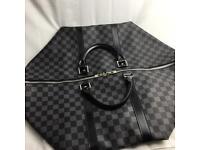 Amazing Louis Vuitton monogram damier lv *55* unisex genuine designer