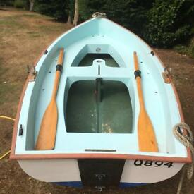 Sold Sold Sold Bobbin class sailing dinghy