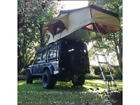 Roof Tent (2-3 person) 4x4 Camping Overland Expedition Rooftop Tent