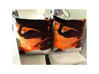 Very plump beautiful cushions from John Lewis