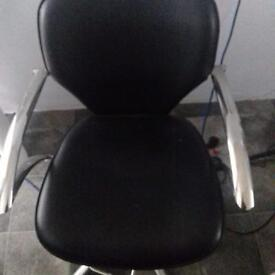 Hairdressers / barber chair