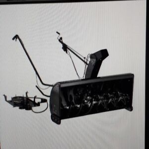 MTD Two stage SnowBlower attachment