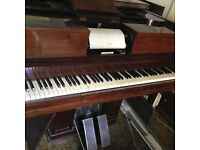 **FREE** Antique Grand Piano/ Pianola; With Scrolls; Very Good Condition