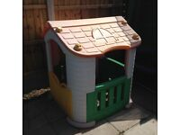 Play House for sale, barely used just faded in the sun - £50 Worcester Blackpole WR4