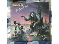 Magnum - The Eleventh Hour Vinyl Record