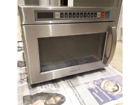 Daewoo Commercial Microwave 1850w
