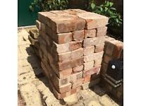 72 x Multi Reclaimed Bricks