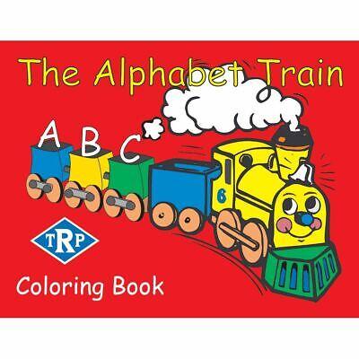 The Alphabet Train Coloring Book Bible Alphabet Train