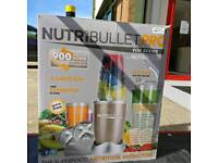Top of the range Goldtone Nutribullet Pro