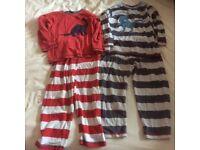 Boys Next dinosaur pyjamas 4-5