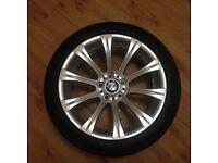 BMW M5 19 inch Alloy wheels
