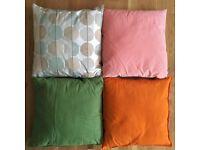 IKEA Cushions set of 4