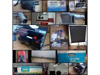 vintage projector/camera bundle
