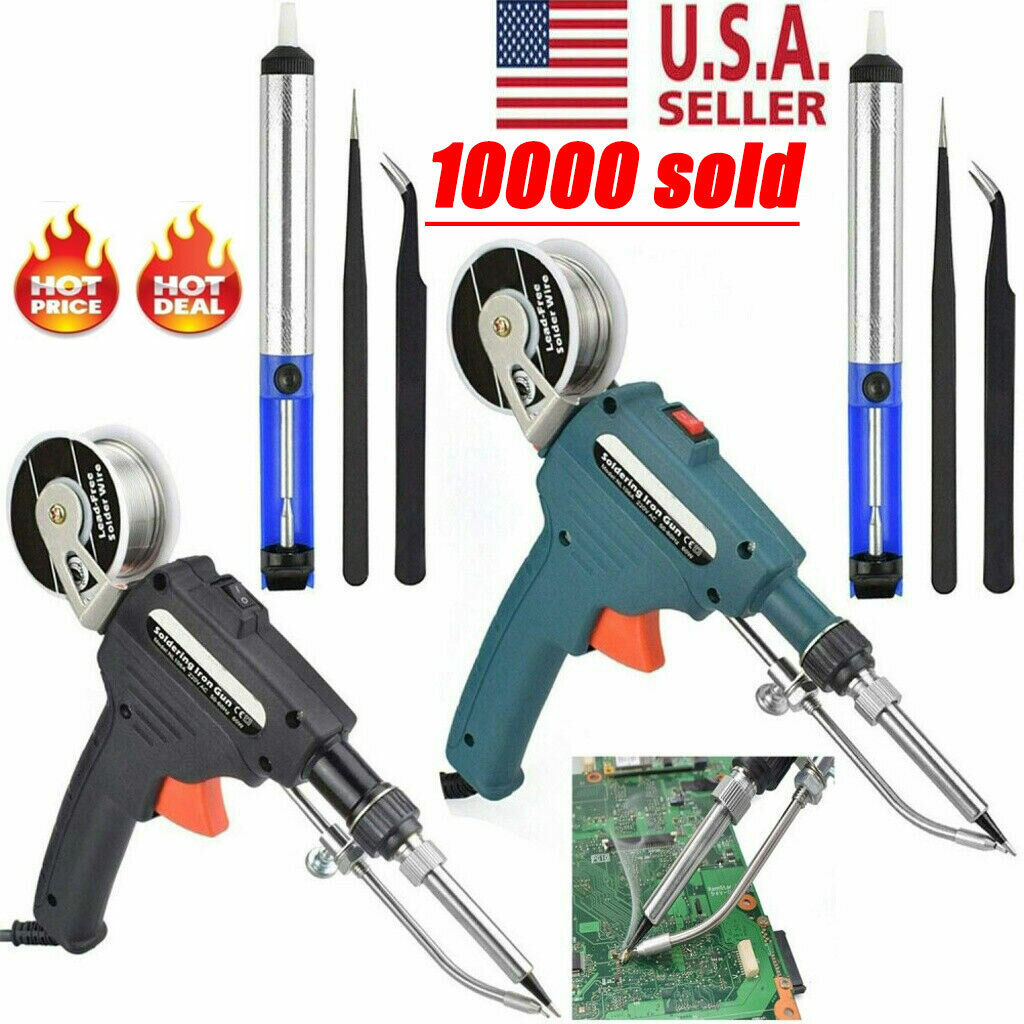 Manual Soldering Gun Electric Iron Automatic Soldering Machi