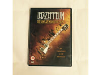 LED ZEPPELIN, THE SONG REMAINS THE SAME DVD FOR SALE