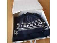 tommy hilfiger baby boy gift set