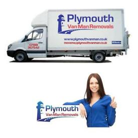 Plymouth Van Man Removals - Home Removals