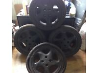 Saxo Vts alloy wheels ****Open to offers
