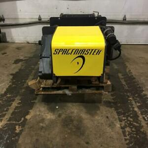 HOIST / TREUIL / PALAN À CABLE / RM SPACEMASTER 10T / 575V / USED
