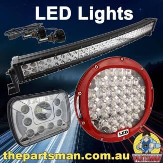 LED Light Bars LED Globes LED Driving Lights LED Beams From $50 Adelaide CBD Adelaide City Preview
