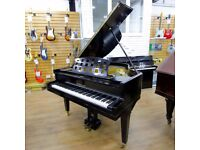Ritmuller Black Baby Grand Piano - PIANO OF THE MONTH - Sherwood Phoenix Pianos