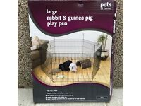 NEW Large Playpen for Rabbit or Guinea Pig