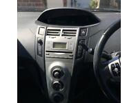 Toyota Yaris 1.3 low mileage