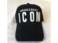 Dsquared2 Brand New Caps Limited Edition