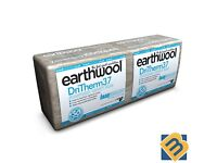 Earthwool DriTherm 37 Insulation Slabs Loft Insulation | 50mm 75mm 100mm 150mm