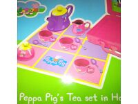 Baby/kids toys Brand new Peppa pig Percy train and more