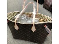 Louis Vuitton neverfull bag brand new with dustbag