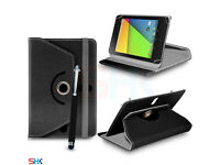 7Inch Black 360 Degree Rotating Tablet Case