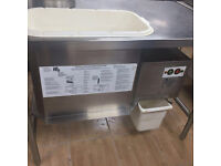 AYRKING Breading Table For Fried Chicken, KFC Used, Henny Penny For Takeaway, Fast Food, Resturants