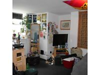 LET AGREED Three bedroom flat available in Connaught Ave just off Mutley Plain in Plymouth.