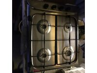 Hotpoint Gas Cooker Hob