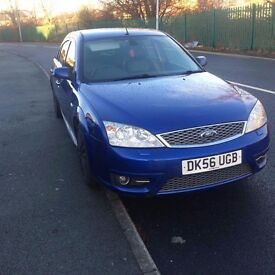 2006 Ford Mondeo ST 2.2 TDCI Performance Blue