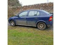 Vauxhall astra mk 4