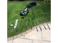 Junior golf set 11-14