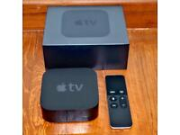 Apple TV 4 64GB. Like New. Boxed and Complete.