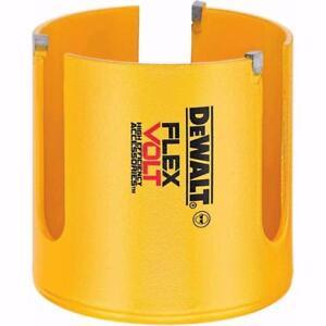 DEWALT DWAFV0214 Scie-cloche à bois en carbure 57,15 mm (2 1/4 po) FLEXVOLT  neuffffff