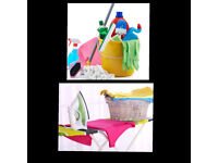 Ironing and cleaning Service Milton Keynes