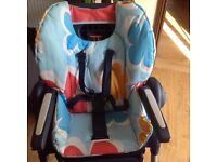 Chicco Polly baby child high chair from 6mths to 3 years old