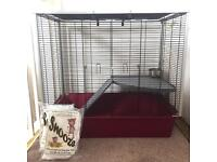 Large rat cage 🐀🐁