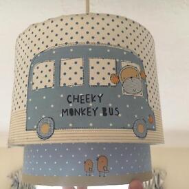 NEXT Cheeky Monkey Nursery Range