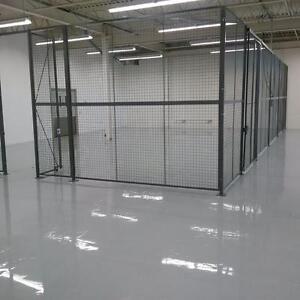 Industrial Shelving - Pallet Racking - Guardrail - Mezzanine - Cantilever - Wire Partition
