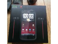 Unused HTC Sensation XE with Z715e Beats Audio Android Smartphone (unlocked).