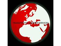 Same day courier service and parcel delivery