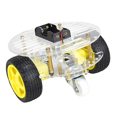Smart Intelligent Tracking Line Follower Sensor Robot Car Arduino Diy